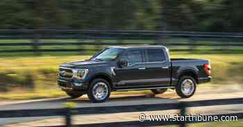 Ford's new pickup is a tailgater's delight