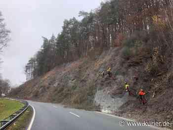 Bad Berneck - Ab Montag wieder freie Fahrt auf der B 303 - Nordbayerischer Kurier
