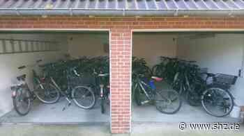 : Sankt Peter-Ording: Diverse Fahrräder - teilweise aus Diebstählen stammend - durch Polizei sichergestellt   shz.de - shz.de