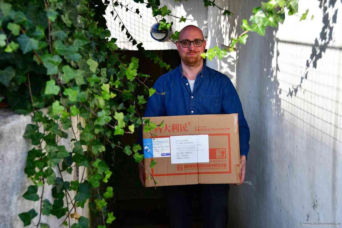 Knapp 58.000 Stück beim Caritasverband Kleve eingetroffen: Die Masken sind da - Lokalkompass.de
