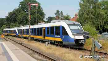 Kreis Kleve: Digitale Stellwerkstechnik für RE-10-Strecke - NRZ News