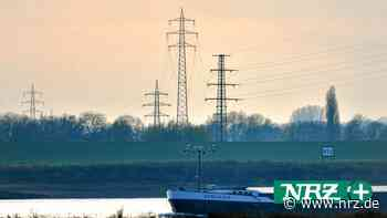 Strommasten zwischen Emmerich und Kleve werden erneuert - NRZ