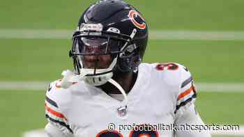 Bears activate Eddie Jackson from COVID list