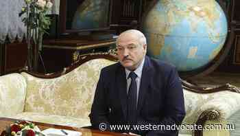New constitution and I'll quit: Lukashenko - Western Advocate