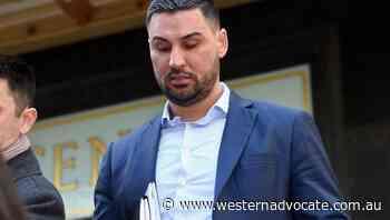 Salim Mehajer returns to jail - Western Advocate