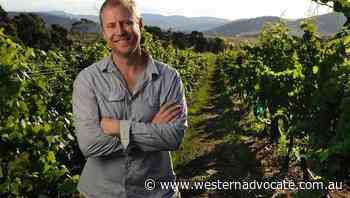 Tasmanian white wine wins global gong - Western Advocate