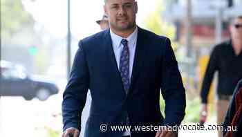 Hayne wanted 'to please' rape accuser - Western Advocate