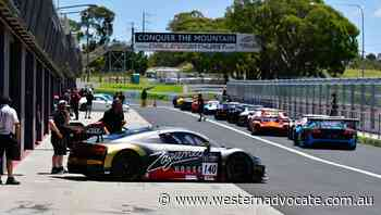 John Bowe making most of Challenge Bathurst after missing out on Mount Panorama racing for first time in decades - Western Advocate