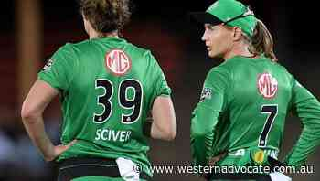 How the Stars changed their WBBL fortunes - Western Advocate
