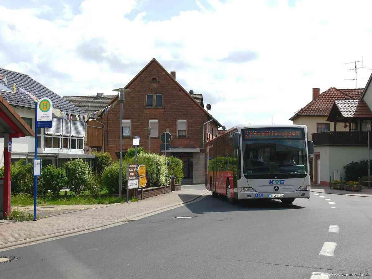 """Vorschlag: """"Auf-Achse-Ticket"""" im Kreis Aschaffenburg künftig jeden Tag - Main-Echo"""