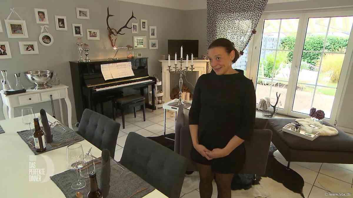 Das perfekte Dinner in Aschaffenburg: Kerstin vermisst so langsam ihr Bett - VOX Online