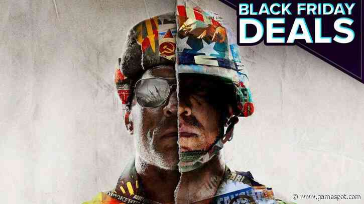 Call Of Duty: Black Ops Cold War Gets Black Friday Deal For Xbox Series X