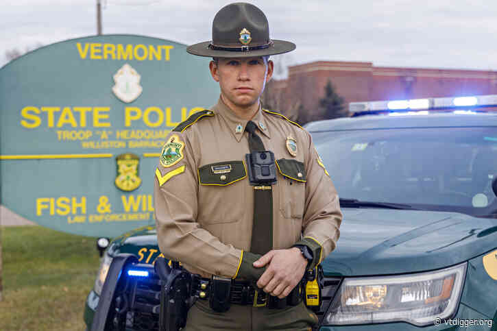 After five years of delays, Vermont State Police deploy body-worn cameras