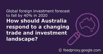 Australia's response to 5 global megatrends