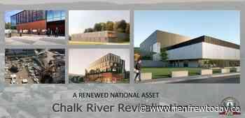 CNL investing around $1-billion into Chalk River labs over next 5-10 years - renfrewtoday.ca