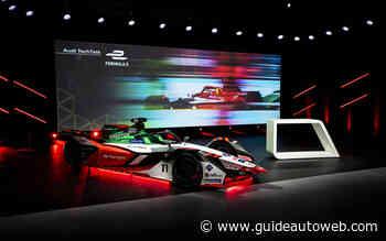 Audi présente sa nouvelle FE07