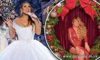 Mariah Carey Apple TV+ Christmas special trailer stars Ariana Grande
