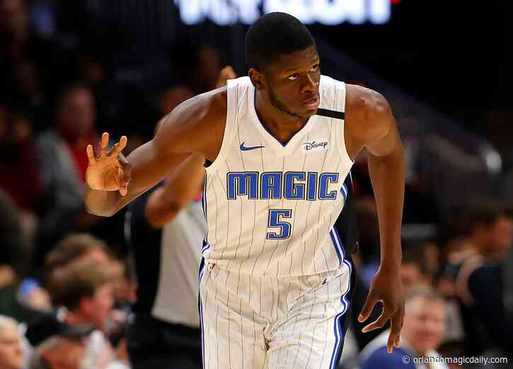 Orlando Magic's youth revolution is happening in slow motion
