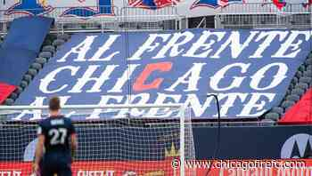 A letter to Chicago Fire fans
