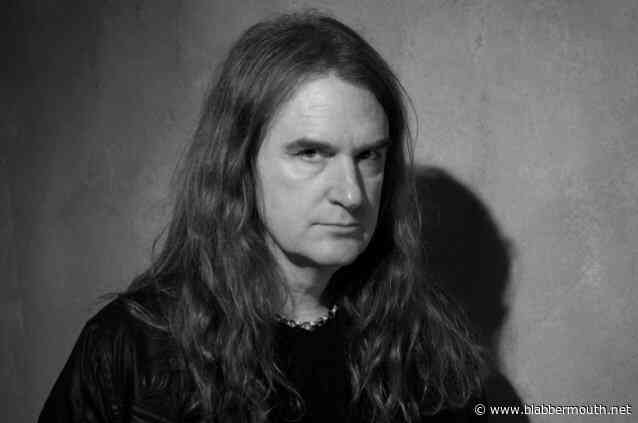 MEGADETH's 30-Years-Sober Bassist DAVID ELLEFSON Isn't Tempted By Alcohol On The Road