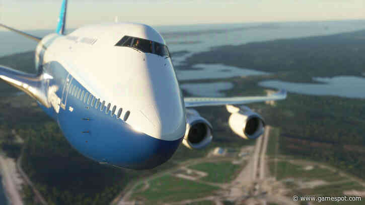 Microsoft Flight Simulator's Next World Update Focuses On The UK