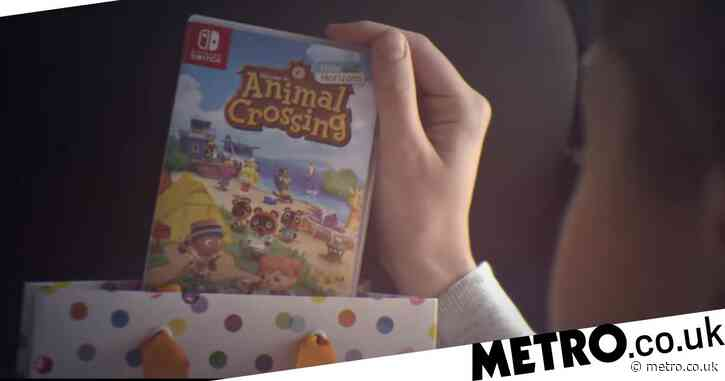 New Animal Crossing: New Horizons TV ad is a bit of a tear-jerker