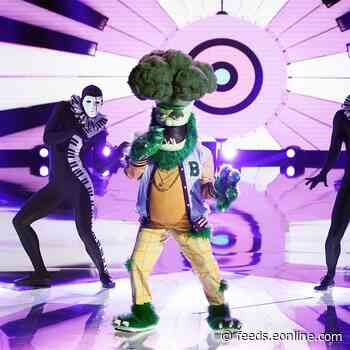 The Masked Singer Unmasks the Broccoli