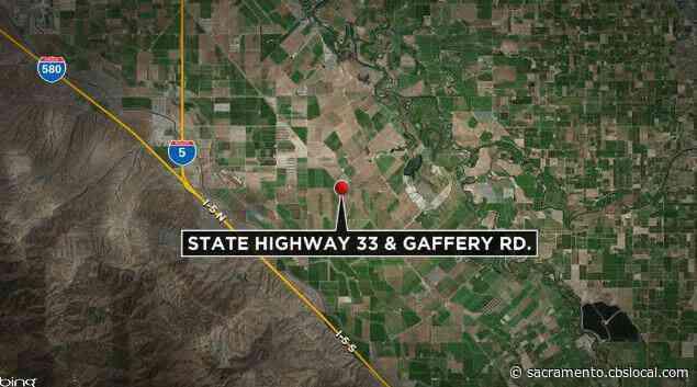 Man Dies After Car Leaves Road, Flips In Stanislaus County