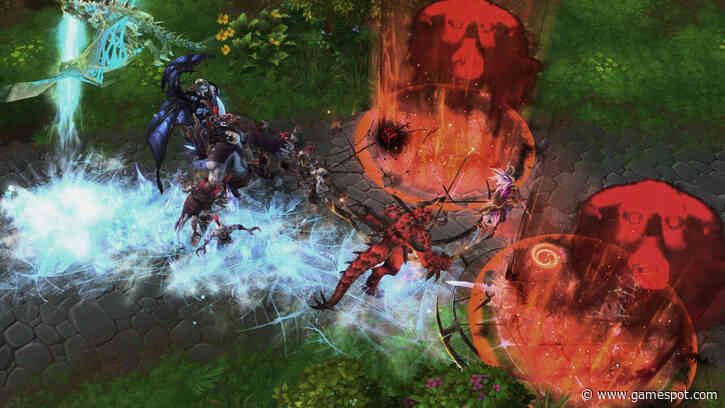 Heroes Of The Storm Adds New Hero To Public Test Server
