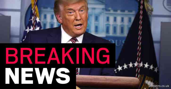 Fresh blow for Donald Trump as appeals court dismisses his 'election fraud' lawsuit