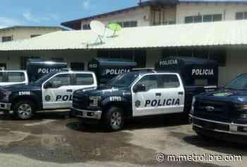 Sancionarán a policías que atropellaron a un perro en La Cabima - Metro Libre