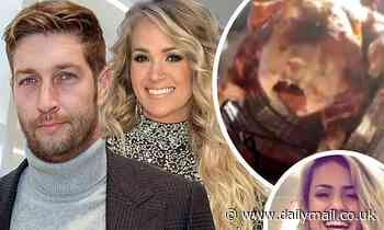 Jay Cutler spends Thanksgiving with Carrie Underwood as ex Kristin Cavallari celebrates with friends