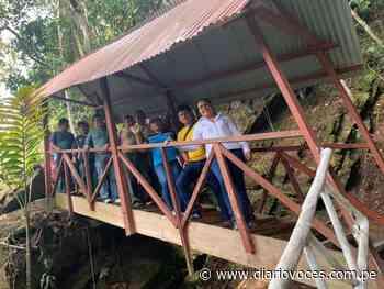 Mejoran accesibilidad e infraestructura de cascadas Lejiayacu y Paccha en Jepelacio - Diario Voces