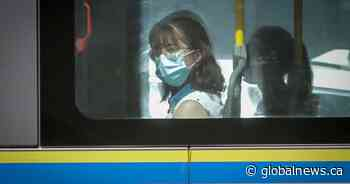 TransLink riders must now wear mask while waiting at indoor or sheltered stations and stops