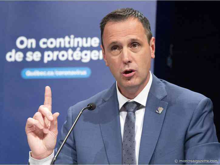 Quebec school ventilation system is adequate and safe, minister says