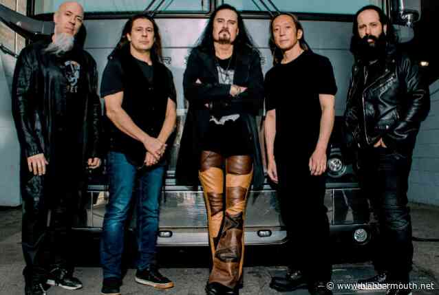 DREAM THEATER Is 'Off To A Great Start' With Writing Sessions For New Album