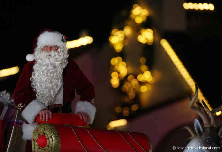 LA City Attorney Mike Feuer Warns Against Falling For Santa Letter, Gift Exchange Scams