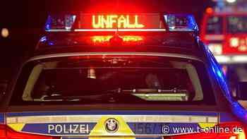 Zwei Schwerverletzte nach Verkehrsunfall in Molbergen - t-online.de