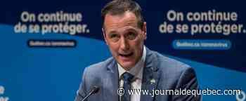 Qualité de l'air dans les écoles: le ministre Jean-François Roberge se fait rassurant