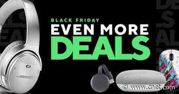 Staples' best Black Friday deals: AirPods, laptops, gaming chairs and more     - CNET