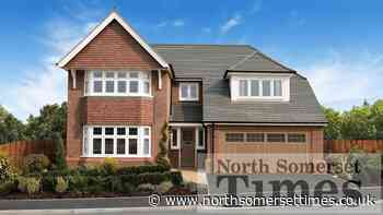 new five-bedroom detached home in Redrow development - North Somerset Times