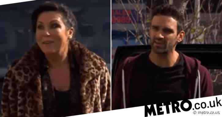 EastEnders spoilers: Shock exit for Kat Slater and Kush Kazemi as they flee together