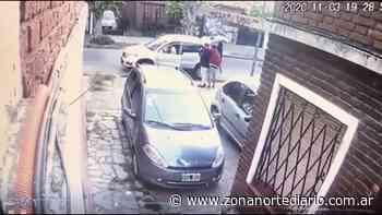 Villa Ballester: asaltan a una pareja y antes de llevarse el auto le dejan bajar la silla de ruedas - Zona Norte Diario OnLine