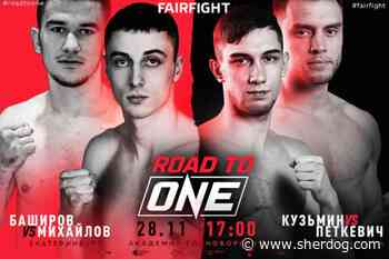 One Championship to Restart 'Road to One' Series in Russia on Nov. 28