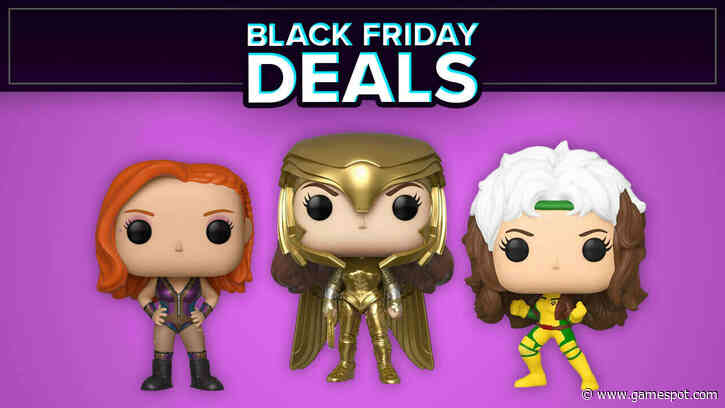 Black Friday 2020: $3 Funko Pops Plus B2G1 Free Deal At GameStop