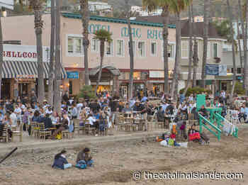 Los Angeles County stops outdoor restaurant dining - The Catalina Inslader