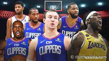 Grading the Los Angeles Clippers' 2020 NBA offseason - ClutchPoints