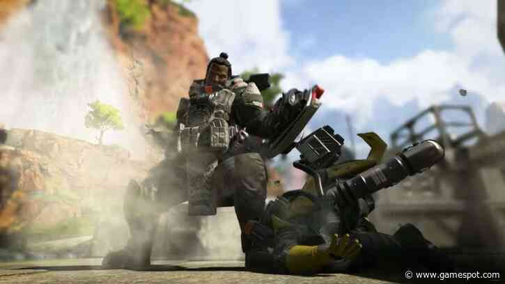 Apex Legends Glitch Lets You Lob Vehicles Across The Map