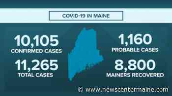 Maine coronavirus, COVID-19 updates for Friday, November 26, 2020 - NewsCenterMaine.com WCSH-WLBZ