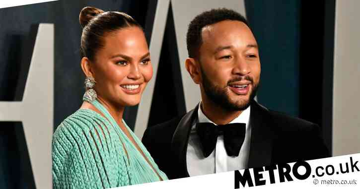 Chrissy Teigen opens up on healing after she and John Legend lost their baby: 'I think it's happening'